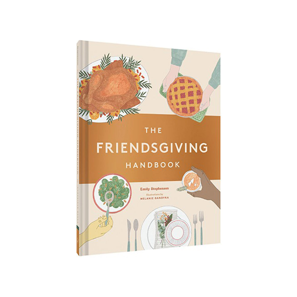 chronicle the friendsgiving handbook cover