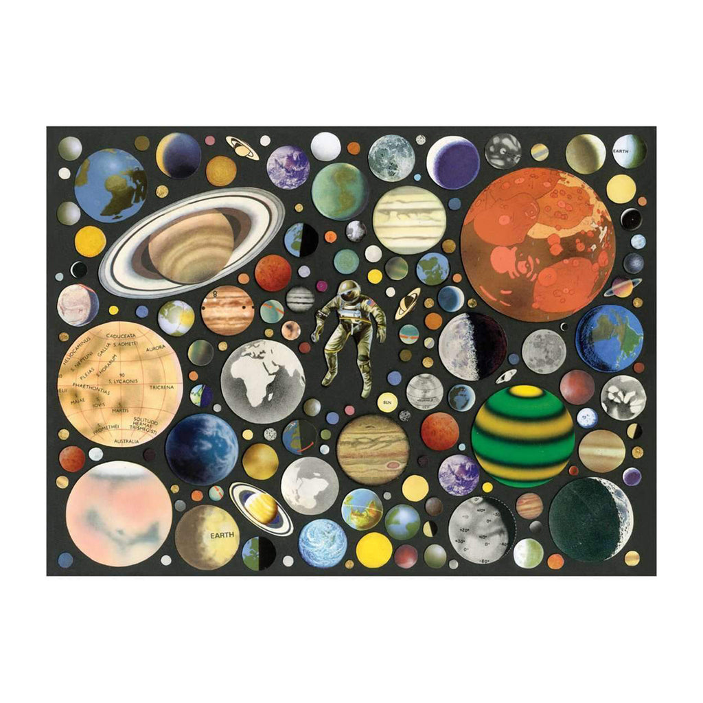 chronicle galison 1000 piece ben giles zero gravity jigsaw puzzle with shaped pieces artwork poster