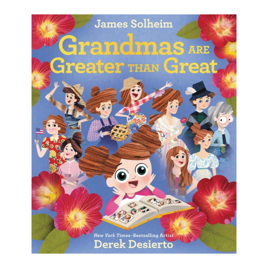 chronicle grandmas are greater than great book hardcover
