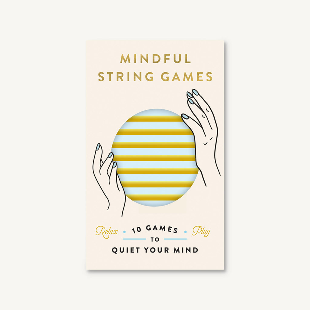 chronicle mindful string games 10 games to quiet your mind