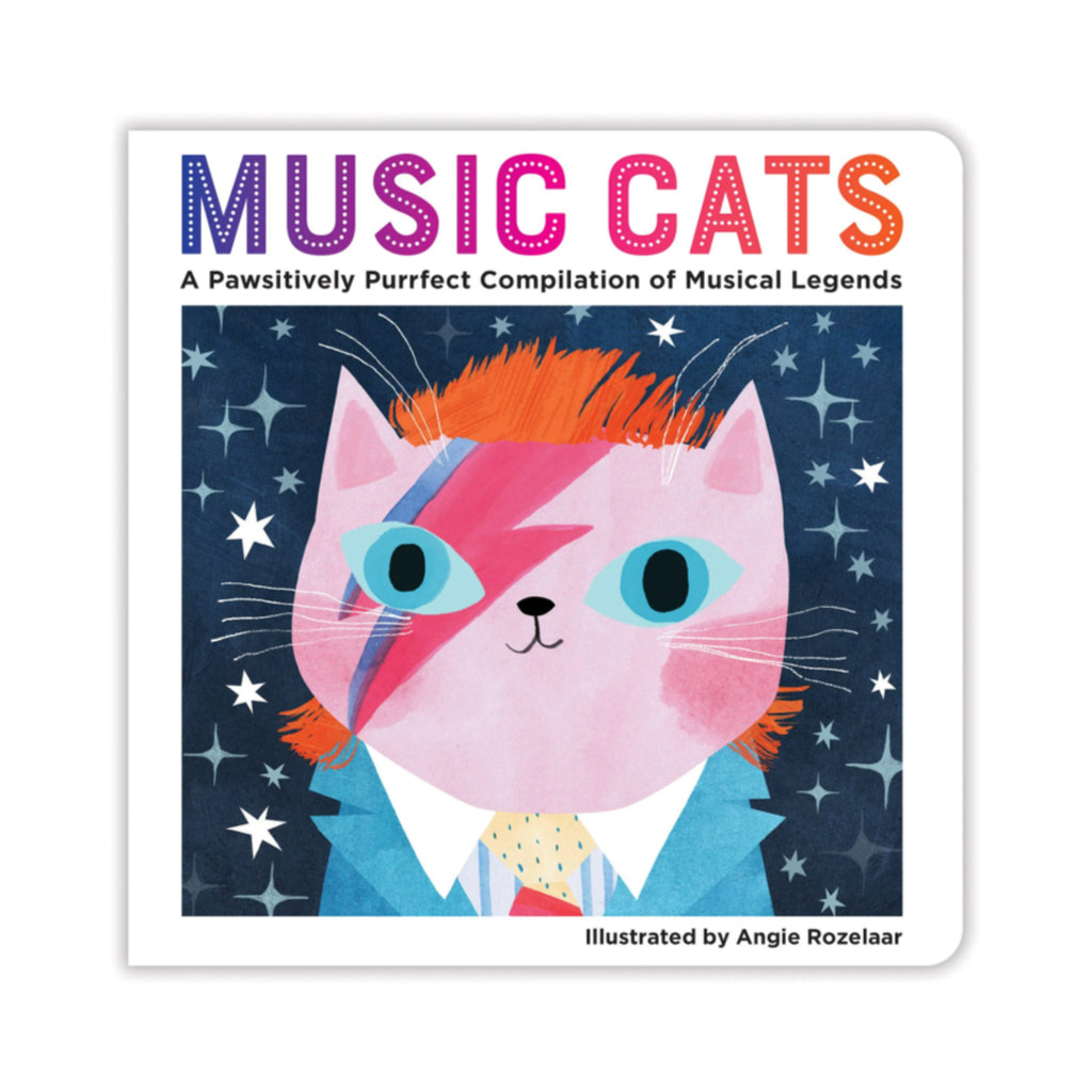 chronicle mudpuppy music cats baby board book cover