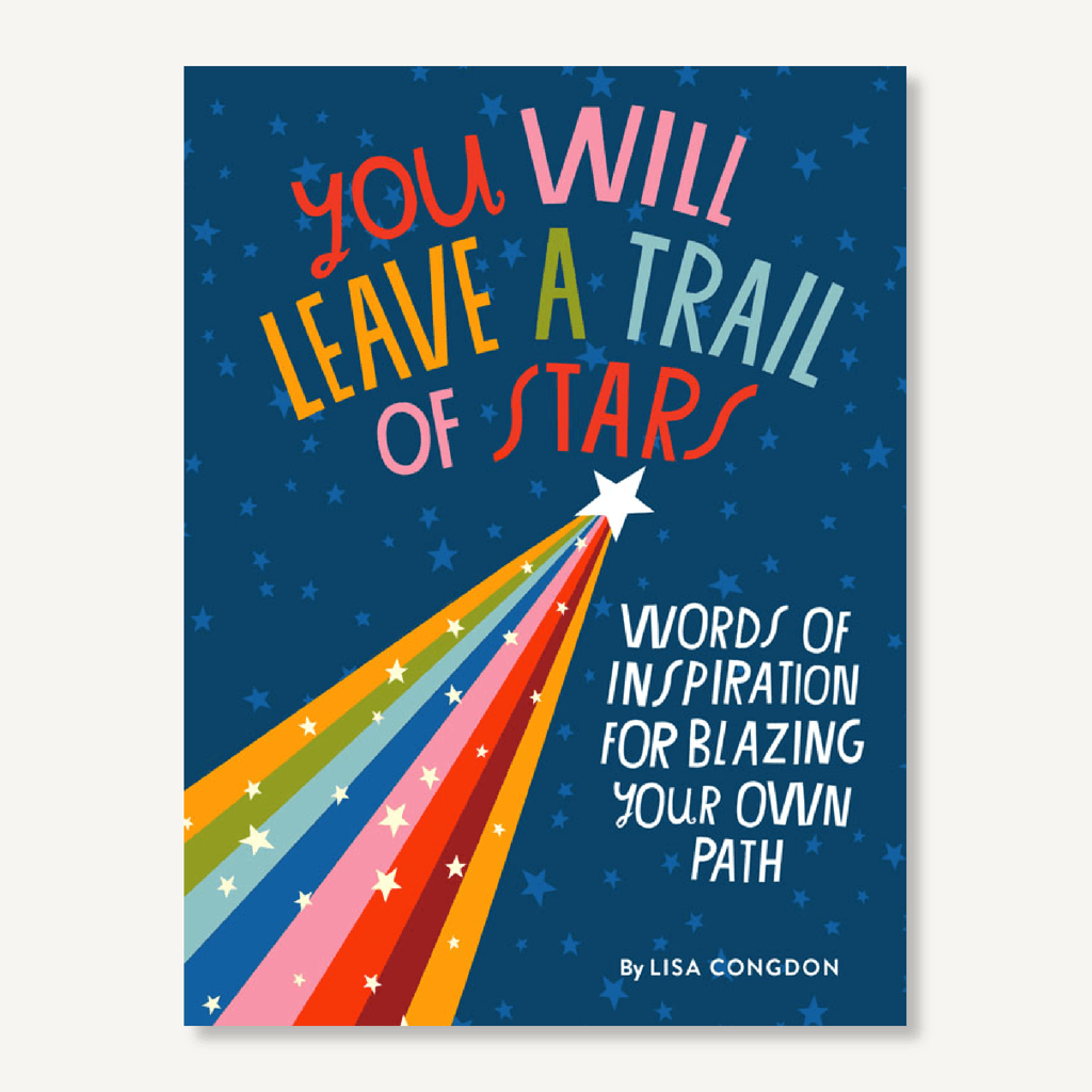chronicle you will leave a trail of stars book cover