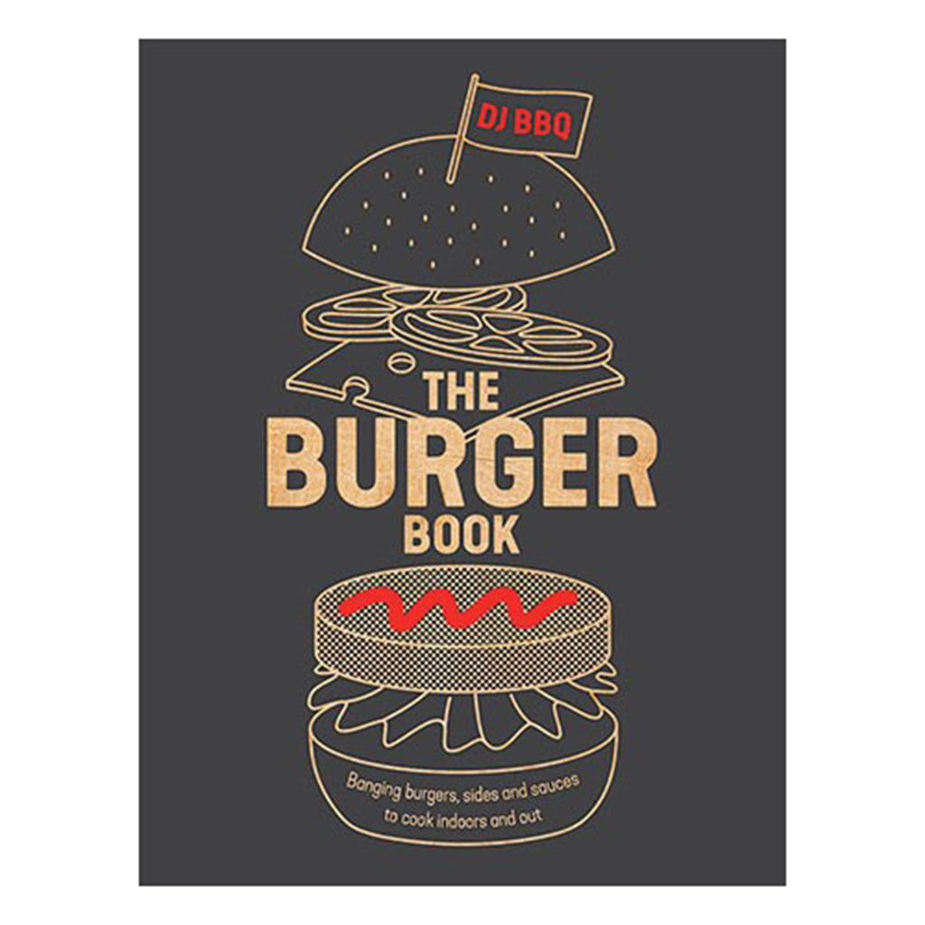 the burger book cookbook