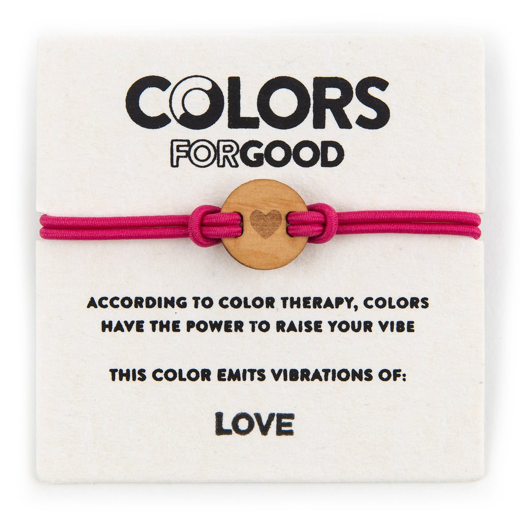 colors for good love bracelet with charm