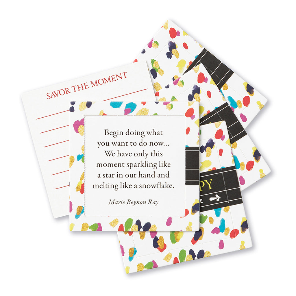 compendium be happy thoughtfulls pop open cards with different inspiring quotations notecard example