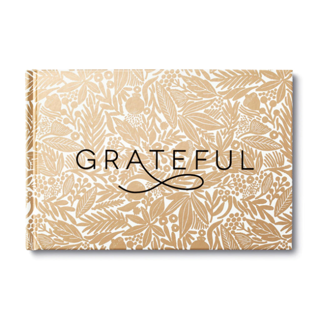 compendium grateful book of reflection with quotes cover