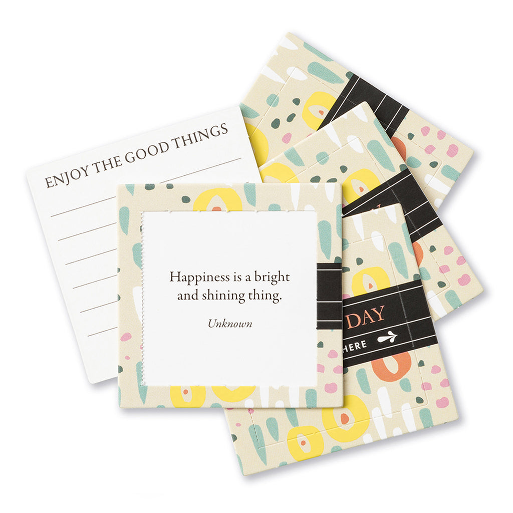 compendium happy day thoughtfulls pop open cards with different inspiring quotations notecard example