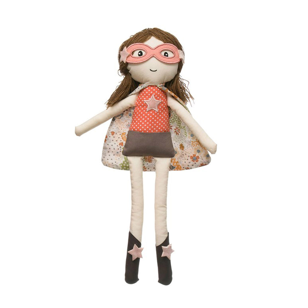 Superhero Girl Cotton Toy Doll (2 Styles)
