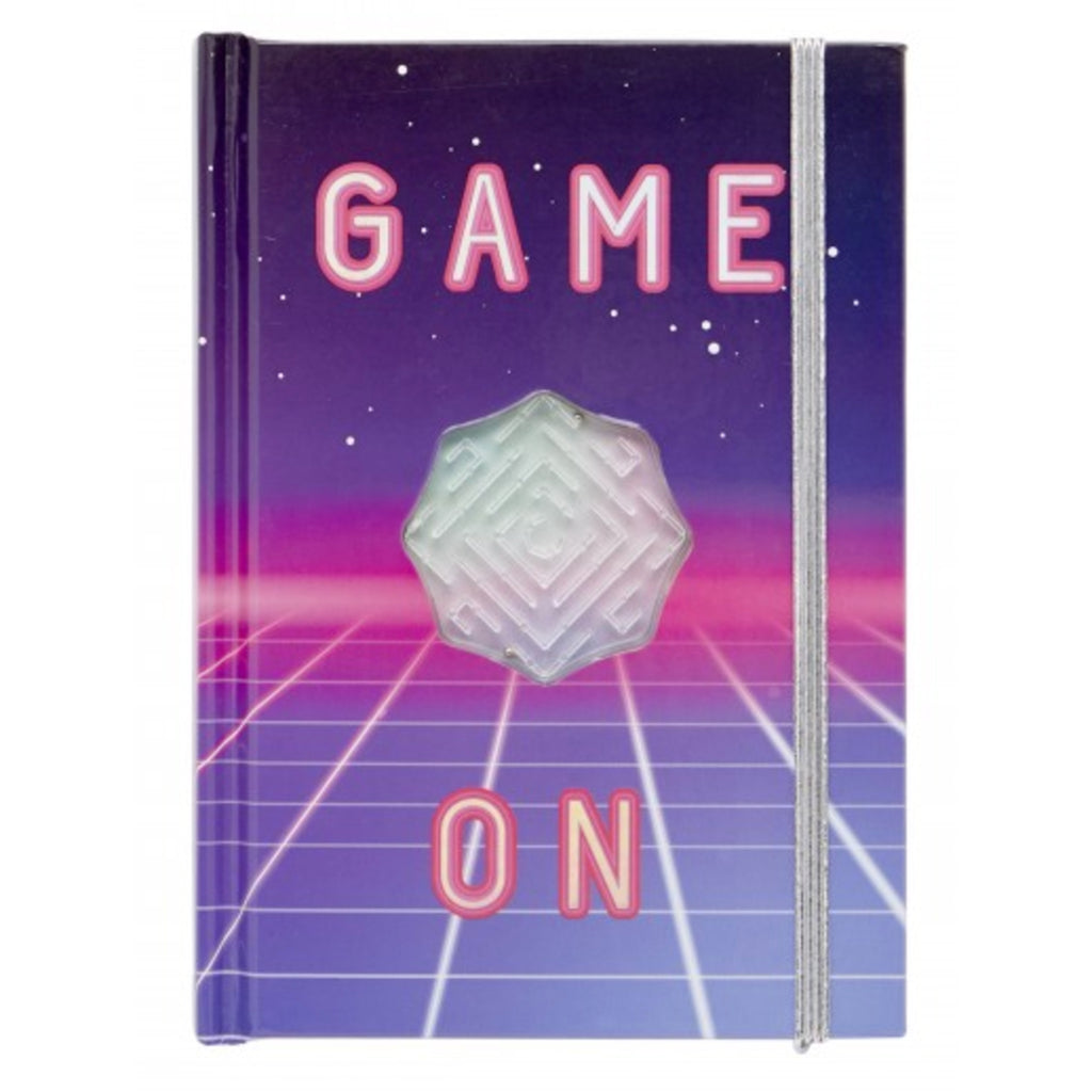 game on maze journal