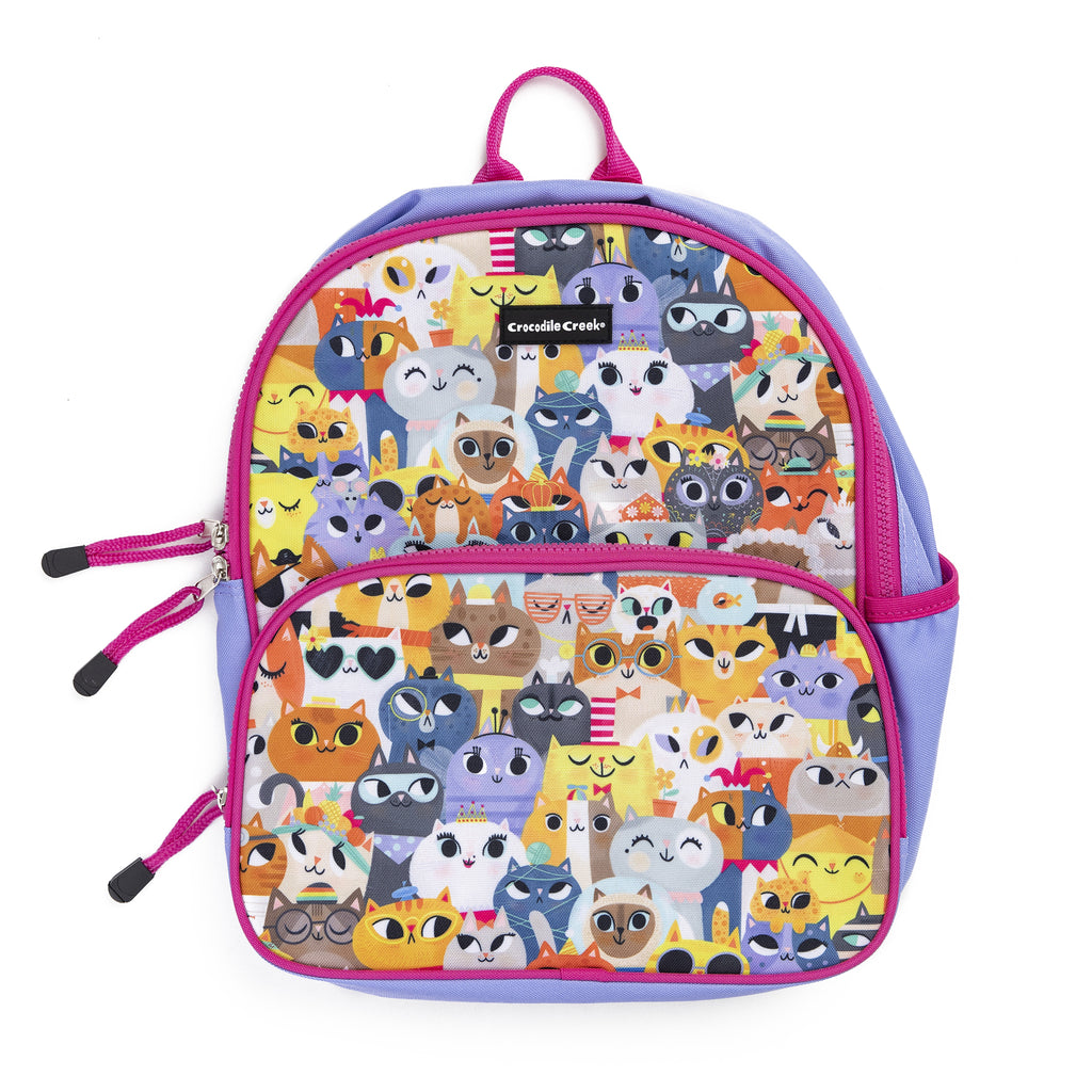 lots of cats backpack