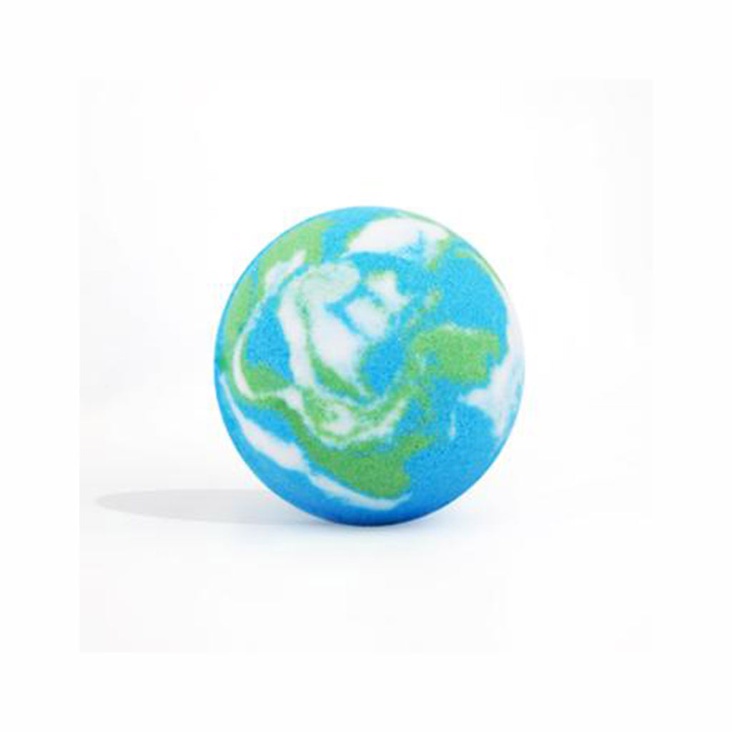 da bomb earth bomb sea breeze scented bath fizzer with ocean creature surprise inside