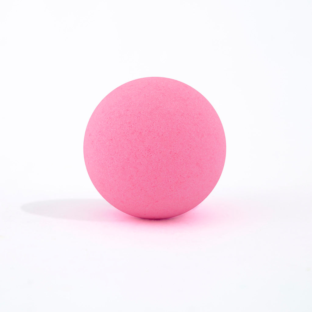da bomb penguin color changing pink grapefruit scented holiday pink bath bomb fizzer