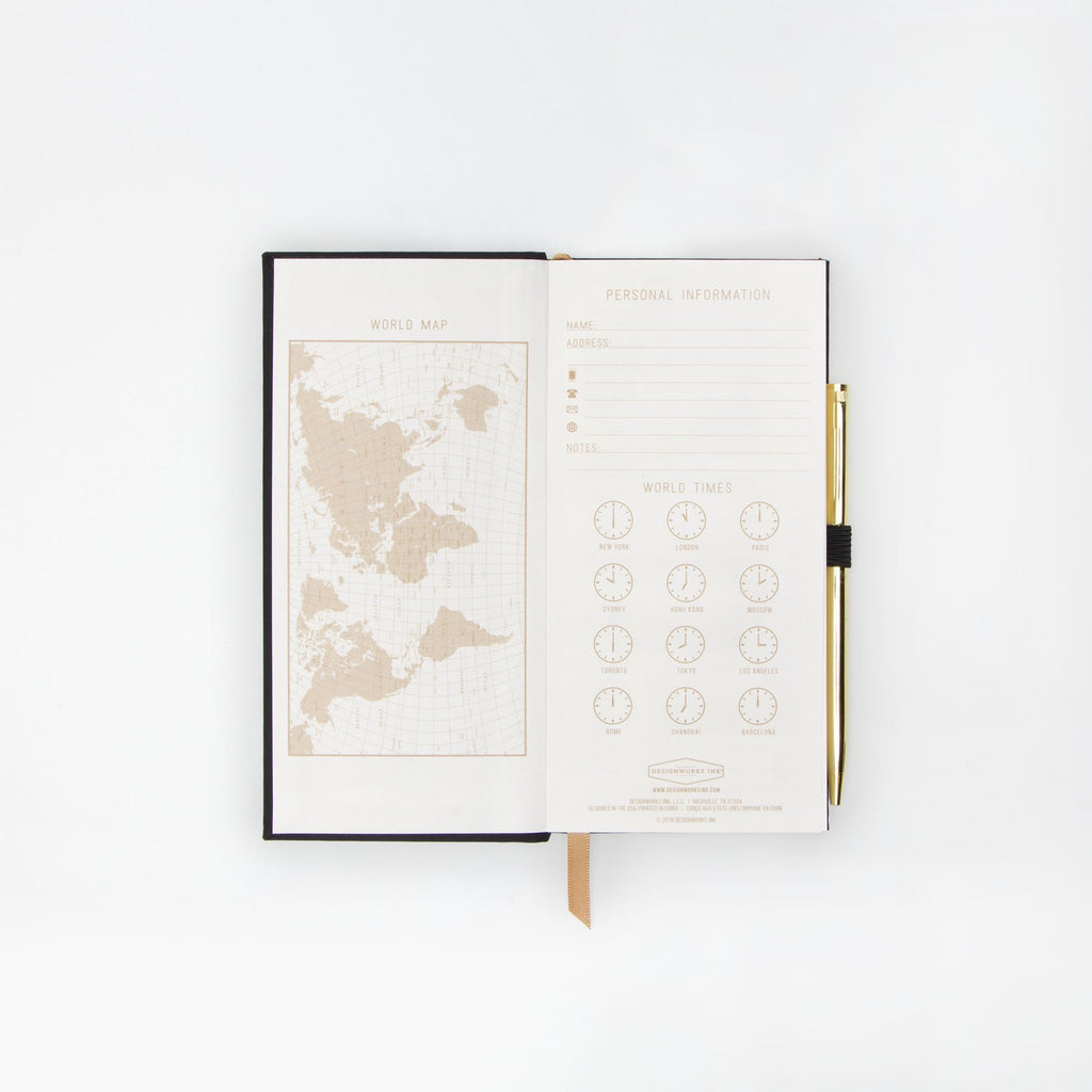 designworks deep dark secrets notebook