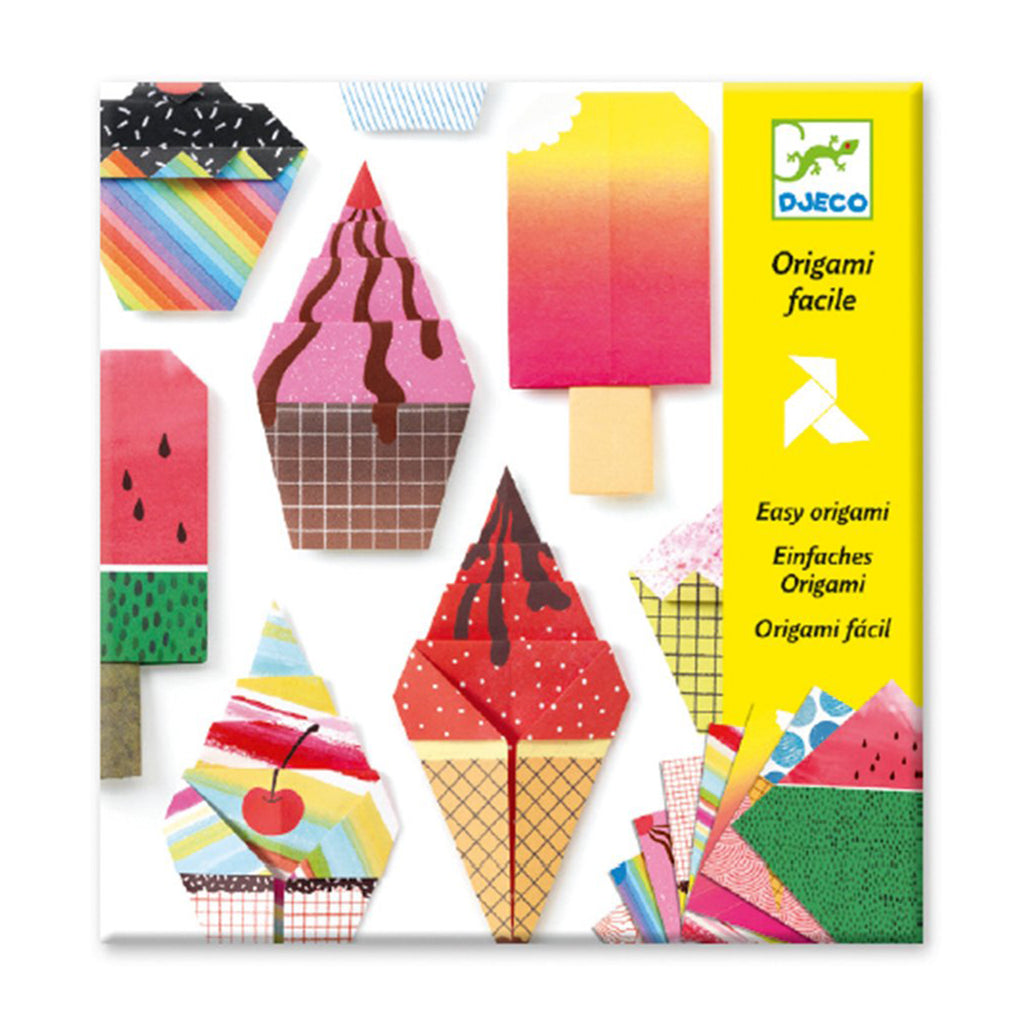 djeco sweet treats easy origami box front