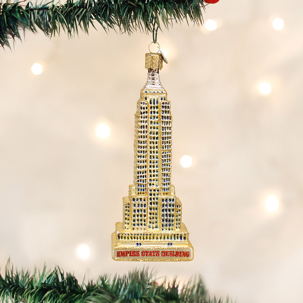 empire state building ornament