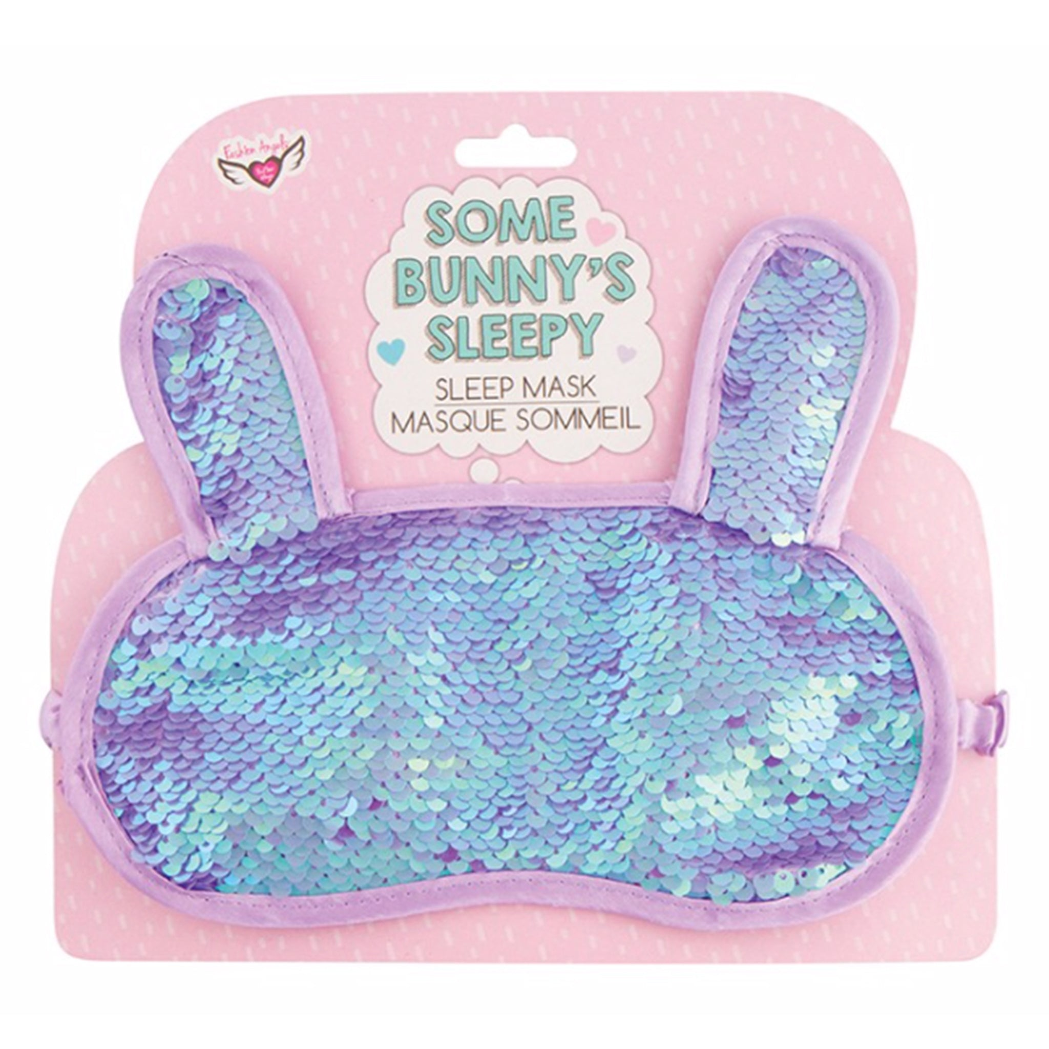 b083b29be Bunny Magic Sequin Sleep Mask – Annie s Blue Ribbon General Store