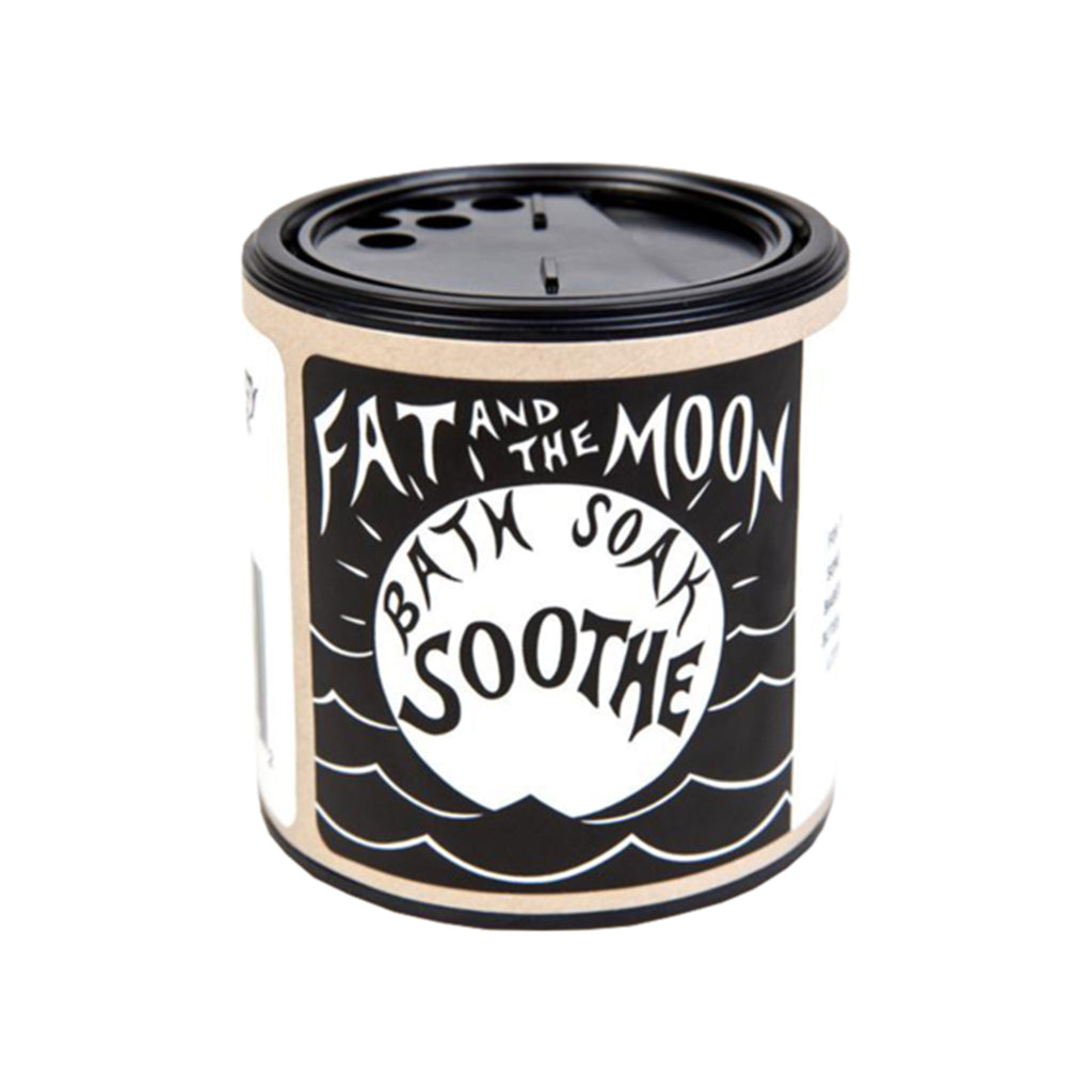fat and the moon soothe bath soak 6 ounce container