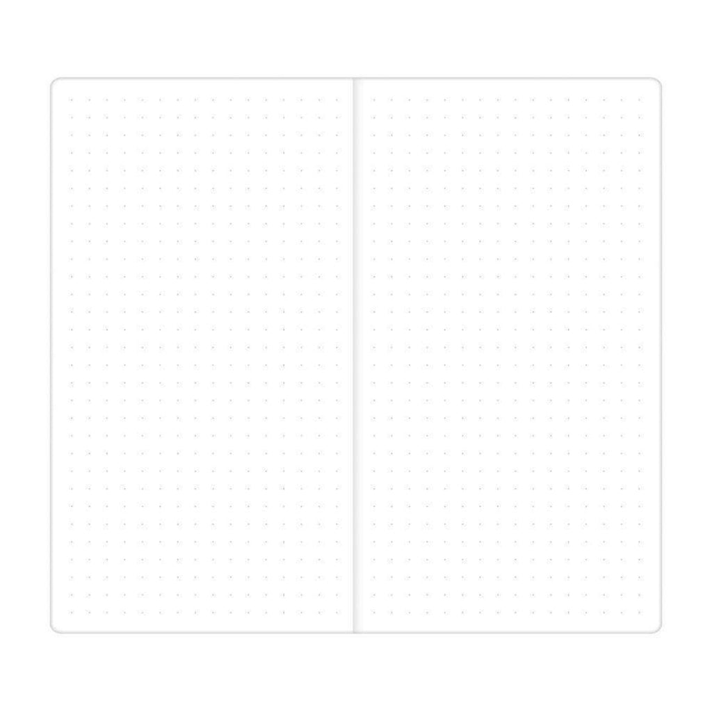 today is a good day multi-tasker undated planner journal notebook dotted grid page
