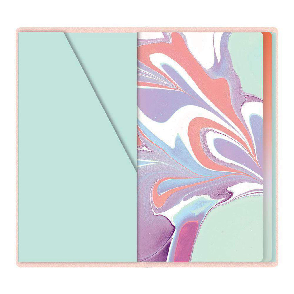 today is a good day multi-tasker undated planner journal notebook inside cover