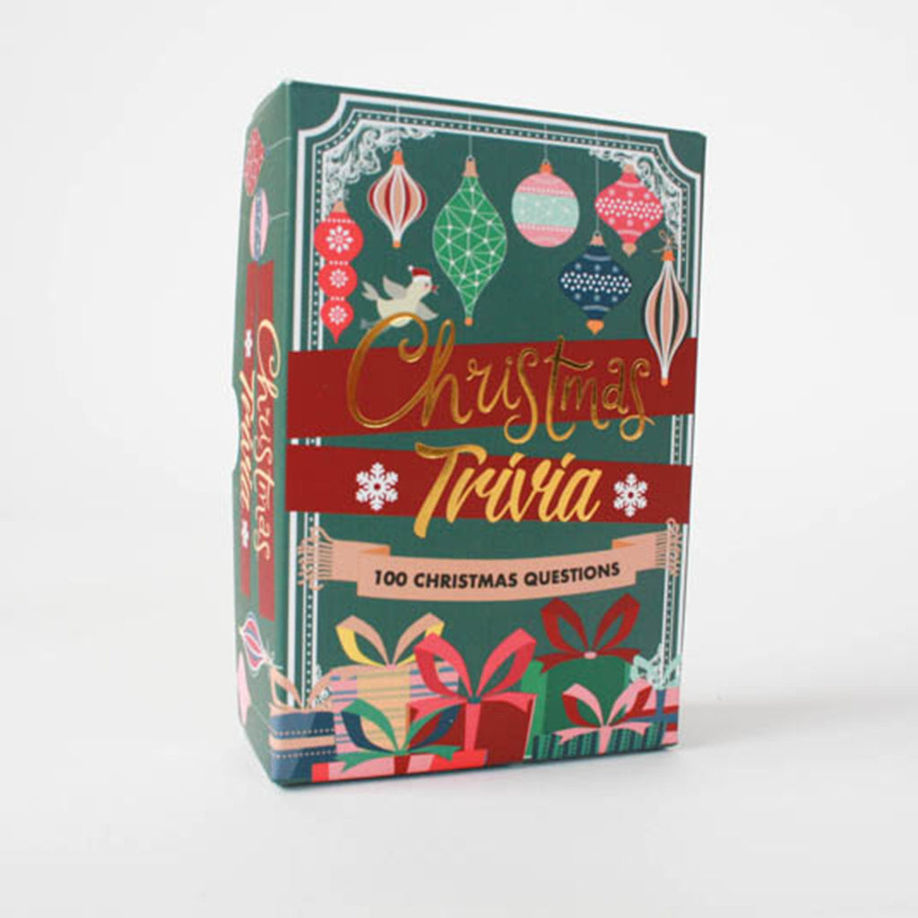 gift republic christmas trivia game box