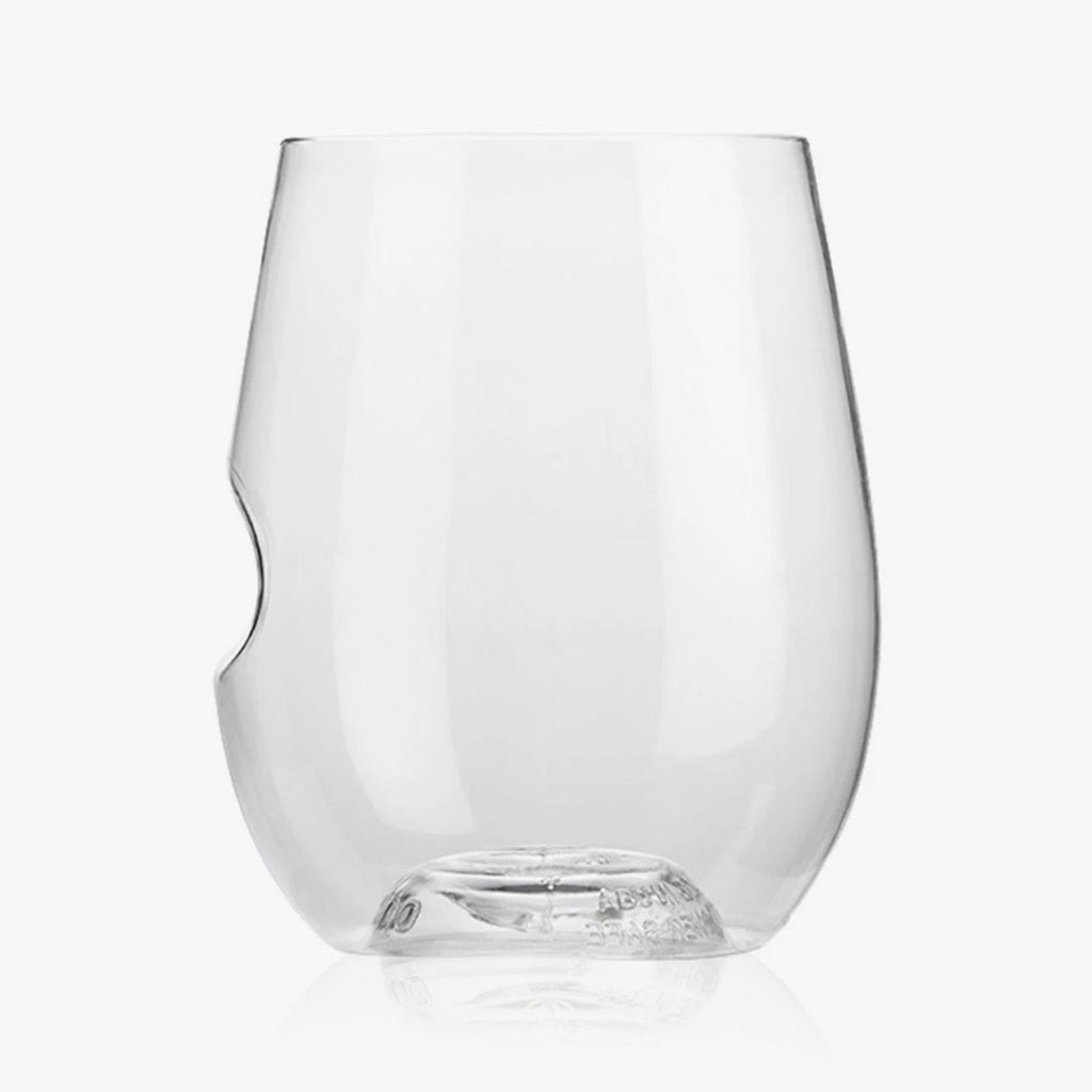 govino white wine 12oz glass