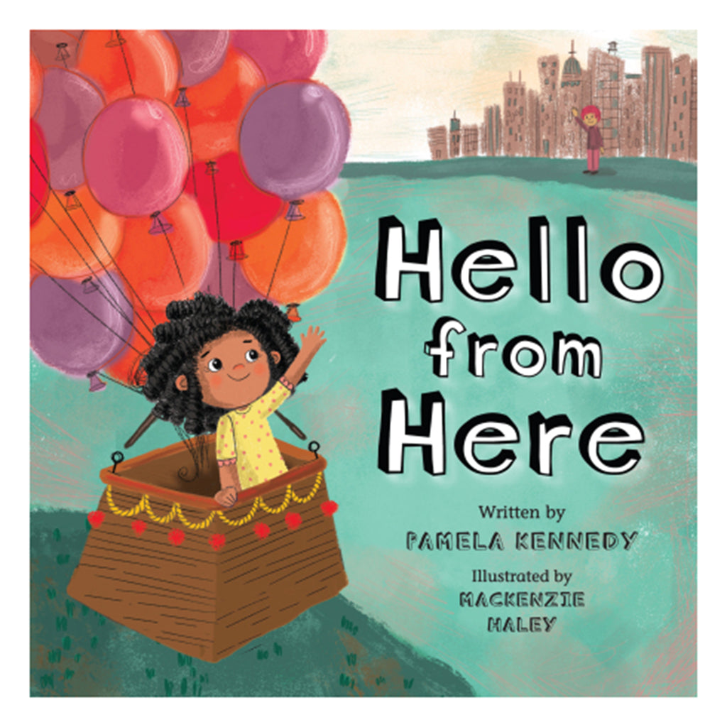 hachette hello from here book board