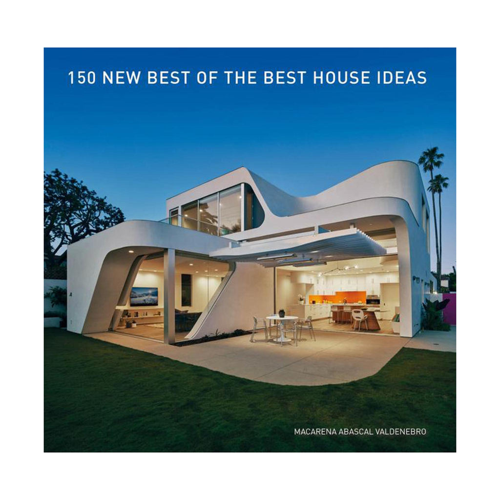 harper collins 150 new best of the best house ideas book cover architecture