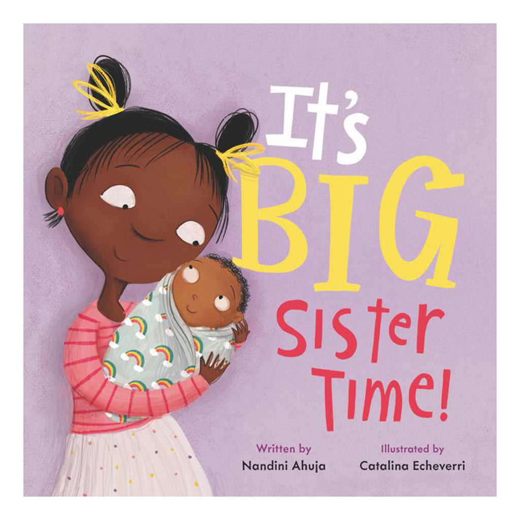 harper collins its big sister time book hardcover
