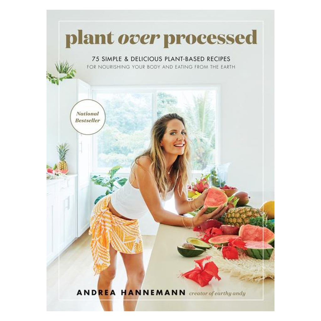 harper collins plant over processed book hardcover