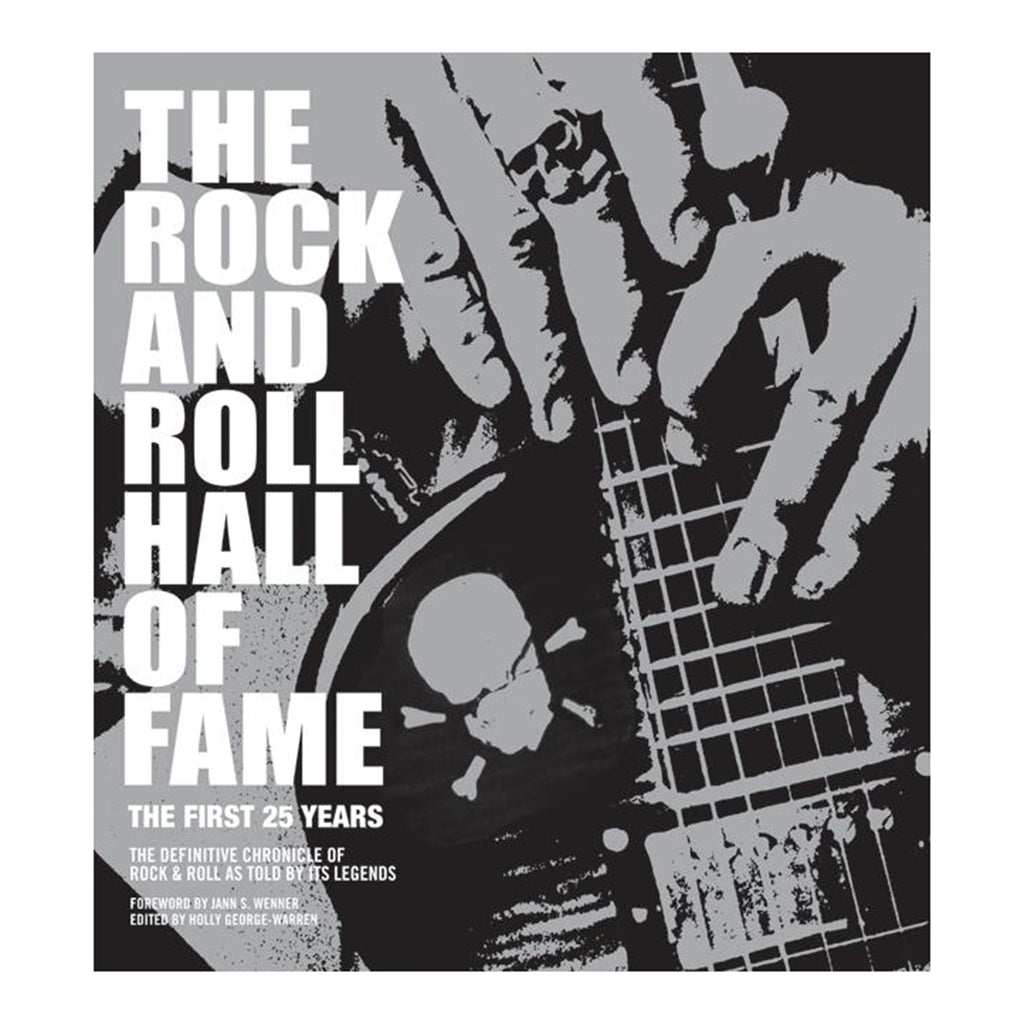 harper collins rock and roll hall of fame book paperback