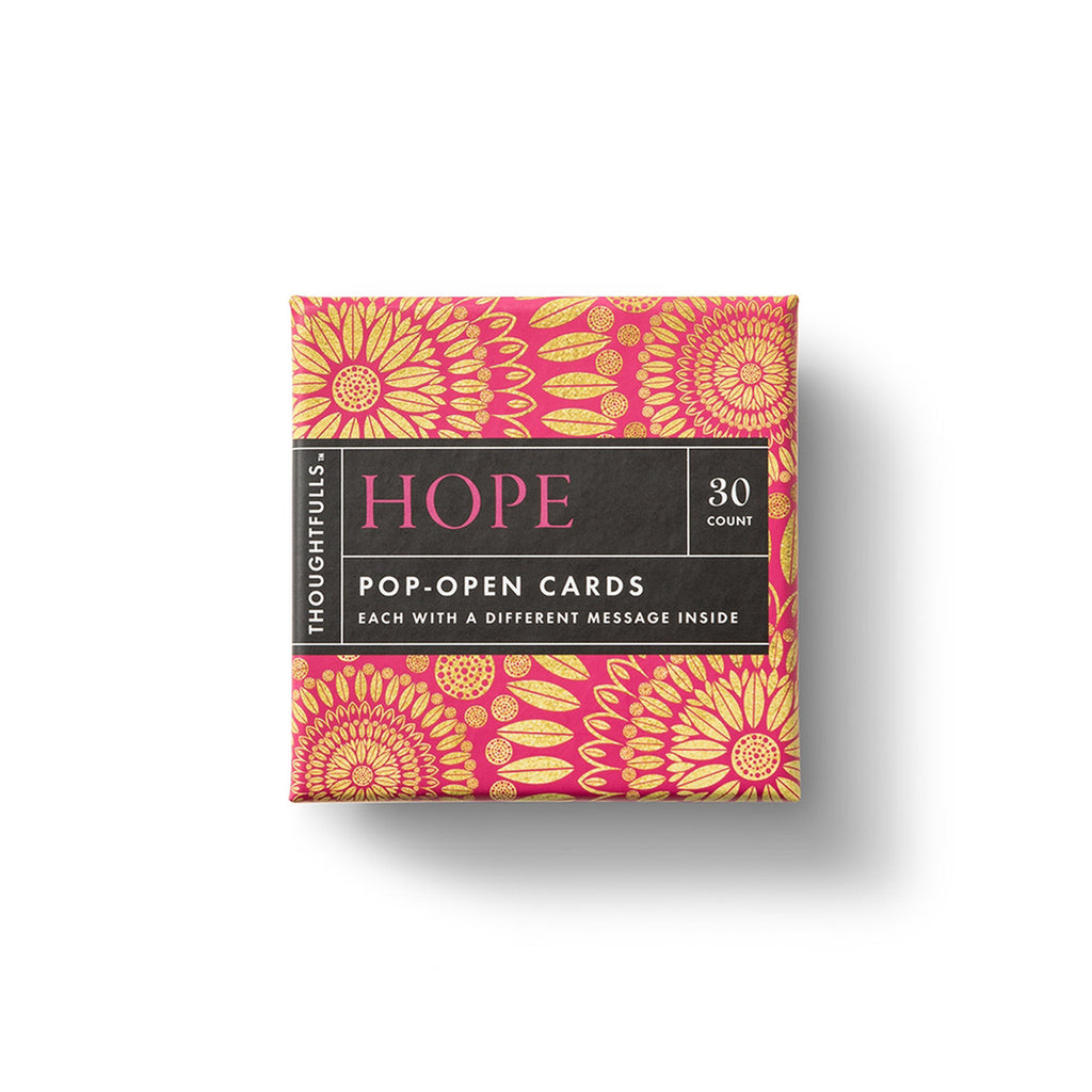 ThoughtFulls Hope Pop-Open Inspirational Cards