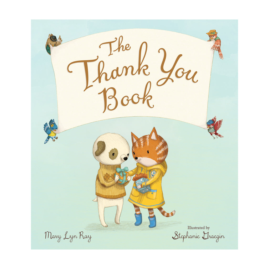 houghton mifflin harcourt the thank you book padded baby board book cover