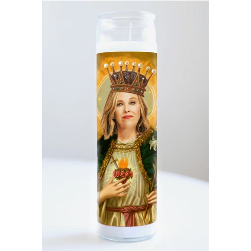 saint catherine ohara moira rose schitts creek illuminidol celebrity prayer candle