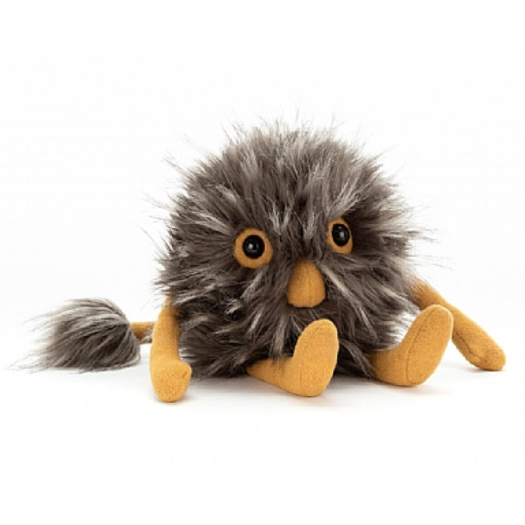 jellycat monster ball plush toy fuzzy pompom