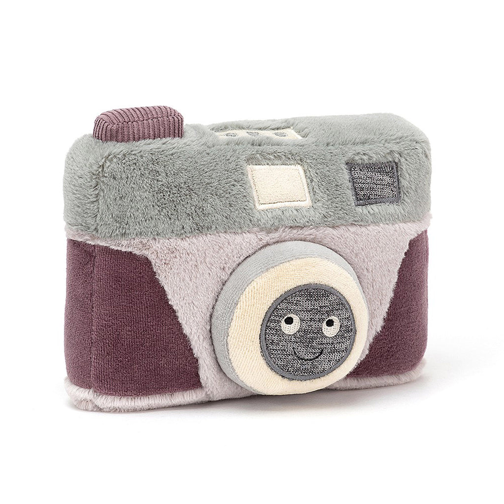 jellycat wiggedy camera plush stuffie toy front