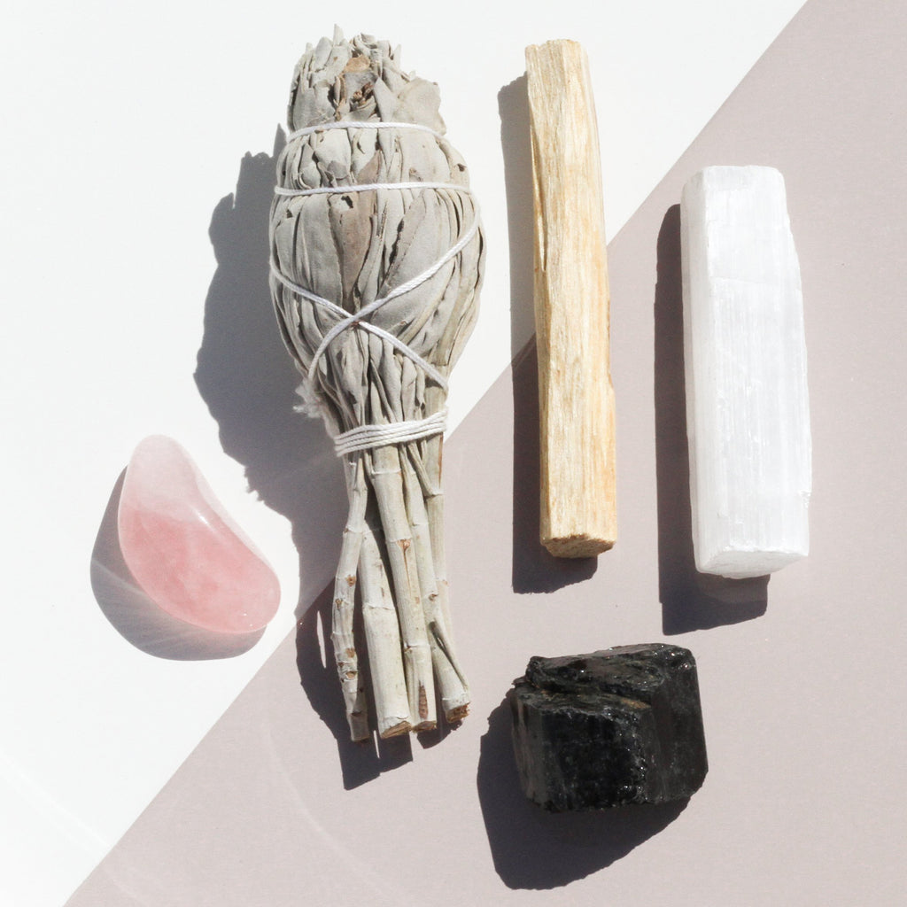 cleansing ritual kit contents