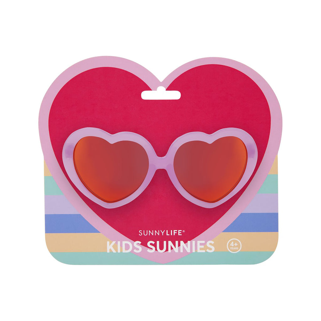 kids sunnies heart