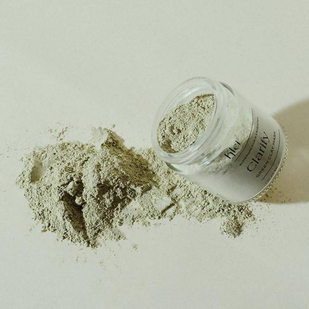klei clarify green clay mask