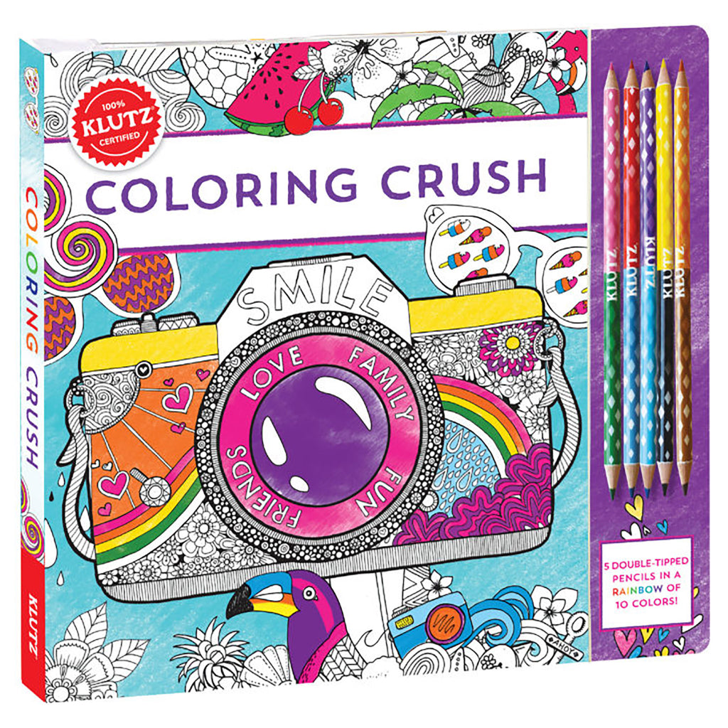 Coloring Crush