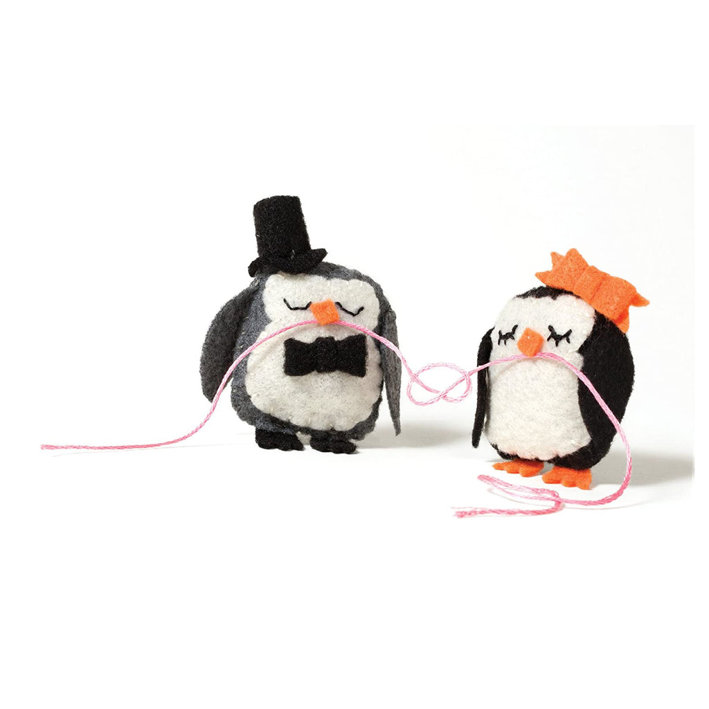 klutz sew mini animals activity kit