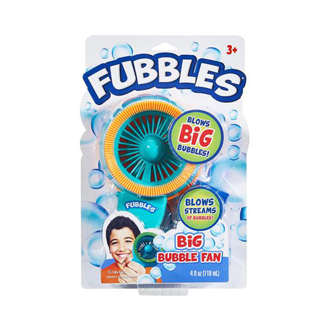 little kids fubbles big bubble fan