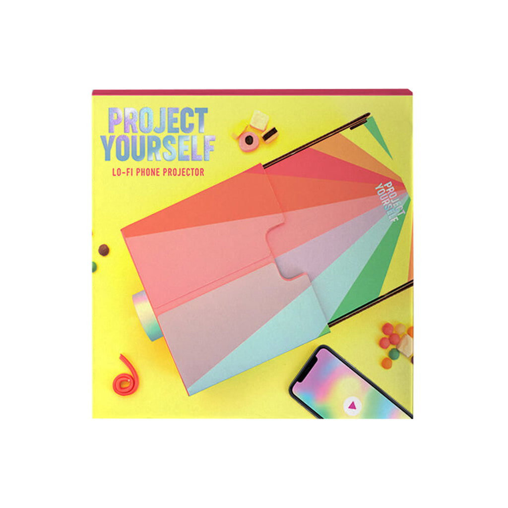 luckies of london project yourself rainbow lo-fi-smartphone-projector-box-front