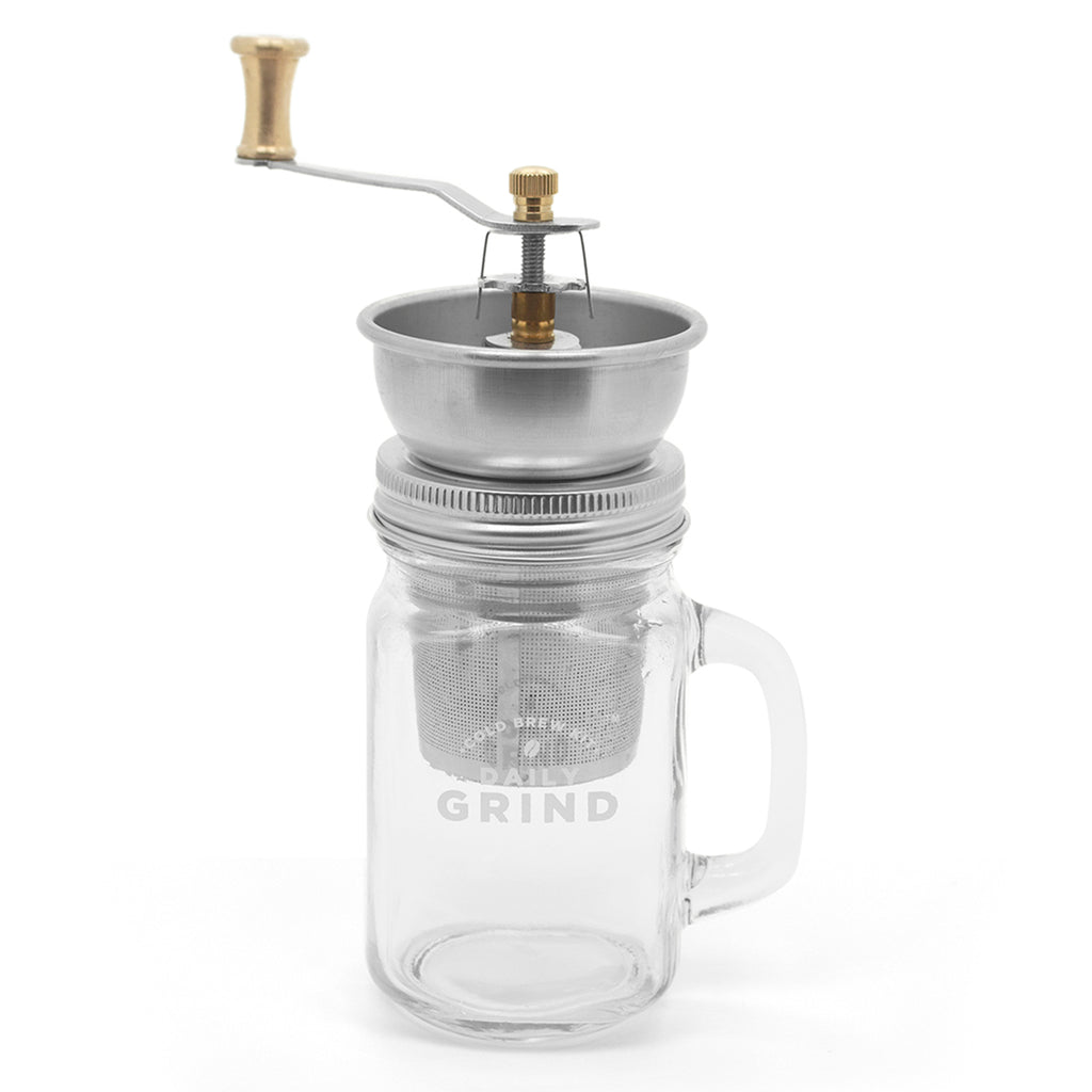 daily grind cold brew kit contents