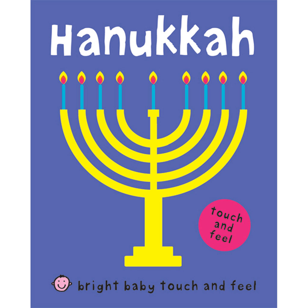 macmillan hanukkah bright baby touch and feel board book cover