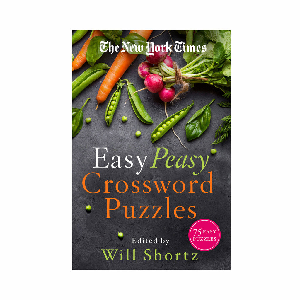macmillan the new york times easy peasy crossword puzzles book cover 9781250217820