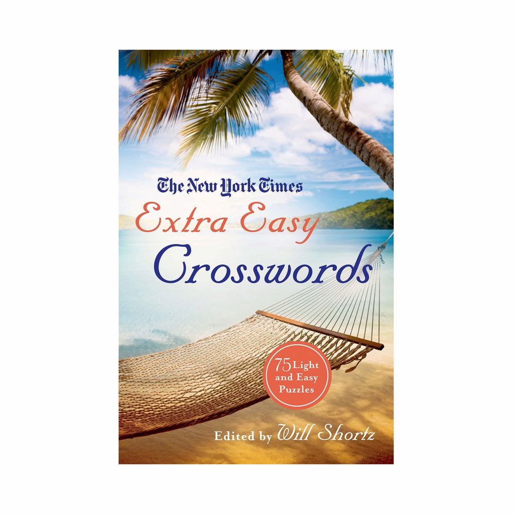 macmillan the new york times extra easy crosswords puzzle book cover