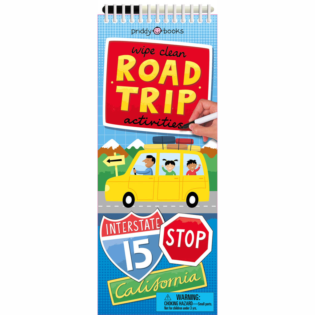 macmillan wipe clean activities road trip cover