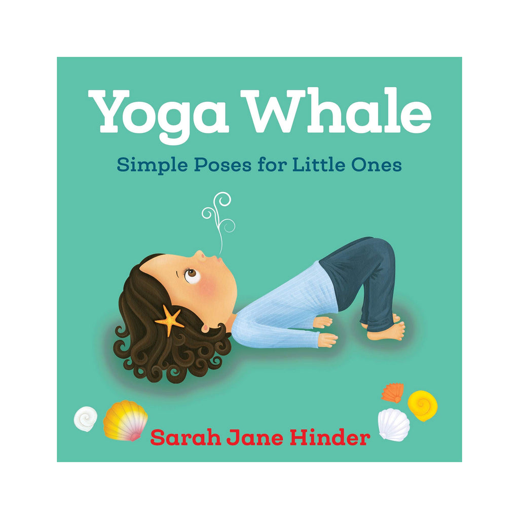 mps books yoga whale toddler board book cover