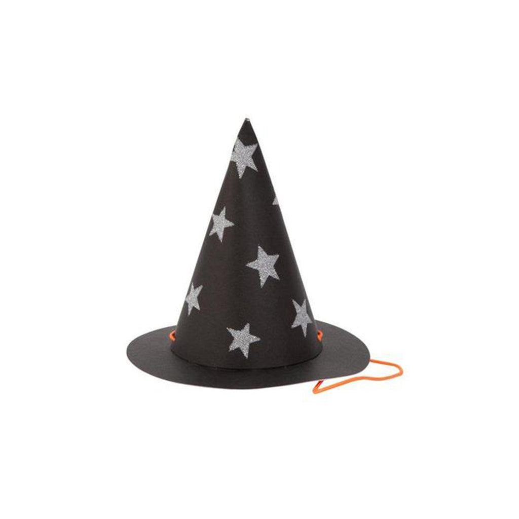 meri meri mini star witch hat party favor single