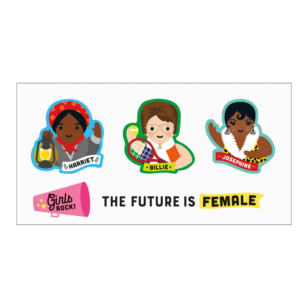 little feminist temporary tattoos sample 6